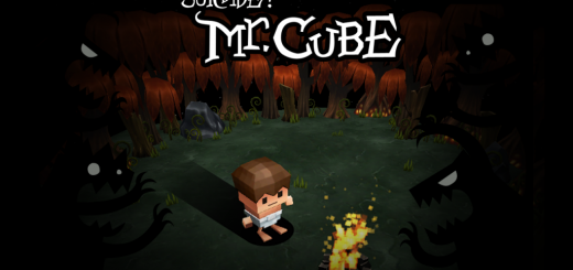 Survive Mr. Cube